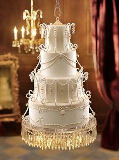 Cake? Or chandelier?!