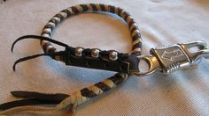 Motorcycle Get Back Whip Brown And Beige With by OldDogLeather, $26.99