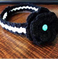 Seed Stitch Headband