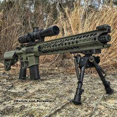 http://Moderngunneronline.com War-Sport LVOA Rifle
