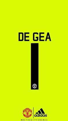 David De Gea of Man Utd wallpaper. Manchester United Team, Manchester United Wallpaper, Barcelona Soccer, Fc Barcelona, Soccer Girl Problems, Soccer Kits, Soccer Quotes, Football Wallpaper, Football Pictures