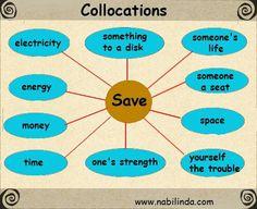 Collocations: Save
