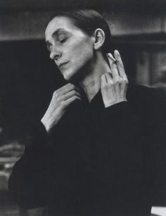 """Pina Bausch, 1990s  """"Dance, dance .... otherwise we are lost."""""""