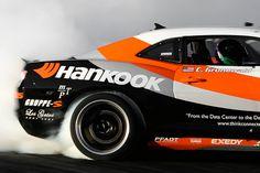 2010 Hankook Camaro of Conrad Grunewald Formula Drift Round 6 Infineon Raceway Taken by: Shawn McManus