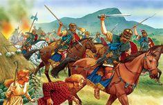 Roman cavalry in Britain