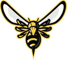 37 Best Hornets Logos images in 2019 | Volleyball, Hornet, Sports logos