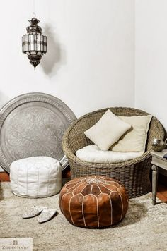 A Moroccan Scandinavian mash up | Mad About The House ~ Inspiration