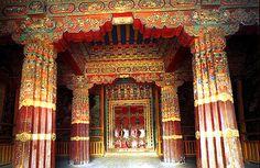 potala palace inside - Google Search