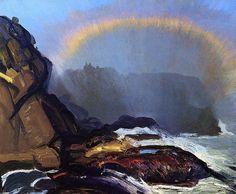 Fog Rainbow, George Bellows