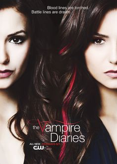 Find images and videos about the vampire diaries, tvd and Nina Dobrev on We Heart It - the app to get lost in what you love. Vampire Diaries Season 5, Serie The Vampire Diaries, Vampire Diaries Poster, Vampire Diaries Wallpaper, Vampire Diaries The Originals, Katherine Pierce, Damon Salvatore, Nina Dobrev, Movies And Series