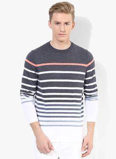 Round Neck Sweaters Online - Buy Men Round Neck Sweaters Online in India  247207712
