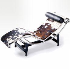 Cassina - LC4 Chaise Longue huid