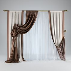 curtains, textile, curtain, blinds, tulle, drapes, bando, шторы, бандо, занавес, тюль