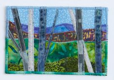 Image detail for -Quilted Postcards