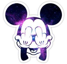 Mickey Nebula Head IV by JohnnySilva