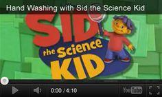 Handwashing Awareness – Videos & Activities - TeacherVision.com