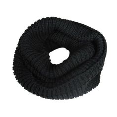Black Infinity Scarf Used Accessories Scarves & Wraps