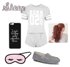 """Sleep!"" by cynthialovesonedirection ❤ liked on Polyvore"