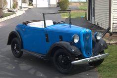1933 Austin Seven Opal American