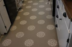I'm inspired to redo our laundry room.