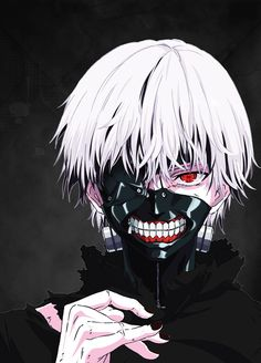 Review Anime: Tokyo Ghoul - JAPANIMEINDO