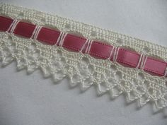 VINTAGE LACE TRIM by Toide on Etsy