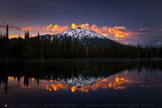 Magic and Mt. Bachelor, Oregon