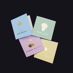 Rosemary's Foil Cards! Shop at Rosemarys-design.com