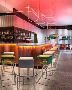 25hours Hotel by Alfredo Häberli Design Development, Zurich West – Switzerland » Retail Design Blog