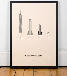 New York City Screenprint