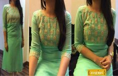 Colors & Crafts Boutique™ offers unique apparel and jewelry to women who value versatility, style and comfort. For inquiries: Call/Text/Whatsapp Salwar Designs, Kurti Neck Designs, Blouse Designs, Dress Designs, Salwar Pattern, Kurta Patterns, Kurtha Designs, Indian Designer Wear, Indian Dresses