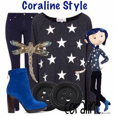 Coraline style                                                                                                                                                                                 More