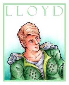 Lloyd Garmadon by skcolb.deviantart.com on @deviantART