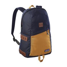 The Patagonia Ironwood Pack 20L is designed after the original Chouinard Equipment design with simple panel-loading that provides quick access.