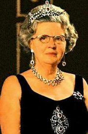 My namesake! Queen Juliana, Daddy was very pleased to make your acquaintance in 1979!