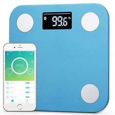 Yunmai Mini Bluetooth Smart Body Fat Scale & Body Composi...