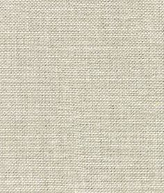 11 Oz Oatmeal Belgian Linen Fabric  Nice weight for upholstery  $26 per yd.