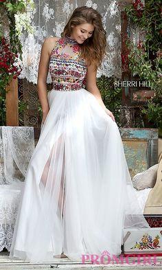 Sherri Hill 50335 Boho Prom Dress Ipaprom Sherri Hill Prom