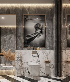 Bathroom Paint Design, Washroom Design, Bathroom Design Luxury, Bathroom Design Small, Bathroom Interior, Toilet Design, Interior Design Software, Luxury Bath, 3ds Max