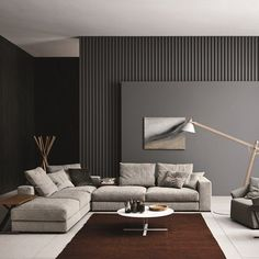 Last day raid at the warehouse sale. Ananta Class sofa from Saba Italia at off. piece left at sale is same as image. Living Room Sofa, Living Room Interior, Home Living Room, Living Area, Living Room Designs, Living Spaces, Sofa Design, Interior Design, Luxury Interior