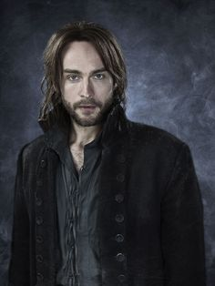 I think I have a new crush. Whoo Hooo. Tom Mison from Sleepy Hollow (TV series.)