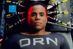 Michael Ealy as Dorian in Almost Human