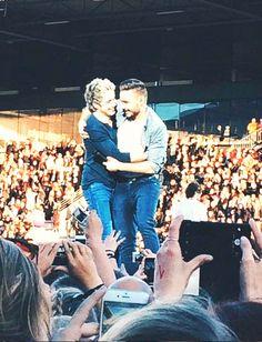 Liam & Niall // Horsens // 06.16.15