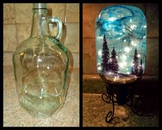Redo It Yourself Inspirations : How to make a Starry Night Light. Saturday, November 16, 2013.