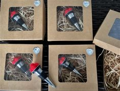 Gift Wrapping, Etsy Shop, Gifts, Wine Bottles, Dramatic Play, Unique Gifts, Black Forest, Gift Cards, Metal