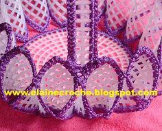 Um blog dedicado ao crochê, tricô e bordado livre. Com vídeo aulas de crochê de acesso gratuito aos visitantes. Venha aprender crochê de verdade.