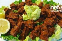 Salata Kayığı - Nefis Yemek Tarifleri Pollo Tandoori, Tandoori Chicken, Slow Cooker Recipes, Cooking Recipes, Appetizer Recipes, Appetizers, Snacks, Fall Recipes, Salmon