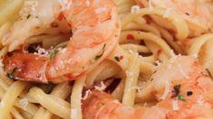 Sült koktélrákos spagetti 4db