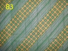 kain batik, batik garut, kain batik cap 2 warna