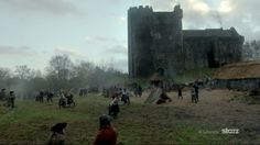 """Screenshot from trailer """"from book to series"""" // #OutlanderSeries #Outlander"""